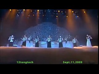 12 Girls Band - Reel Around The Sun (From Riverdance)